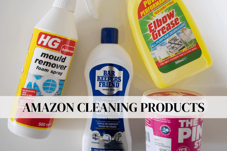 Amazon Cleaning Products